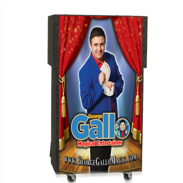 Table wraps for magicians table