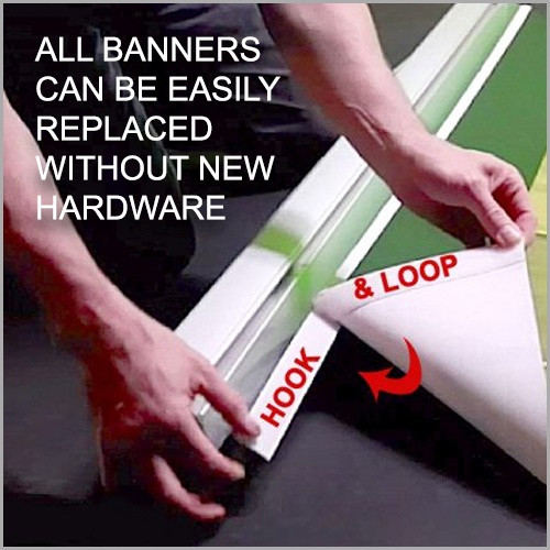 Replace Banner Box