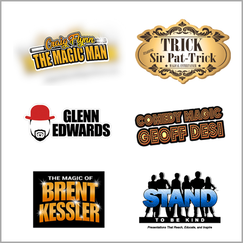 Logo Creation for Performers
