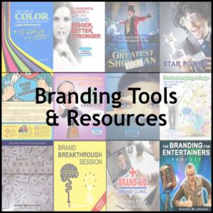 Branding Help Tools