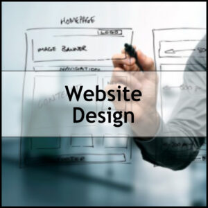 Website Graphics & Design