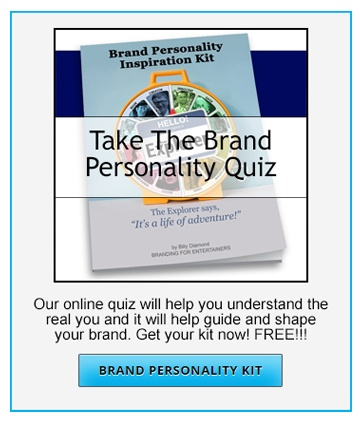 Take the brand personality quiz