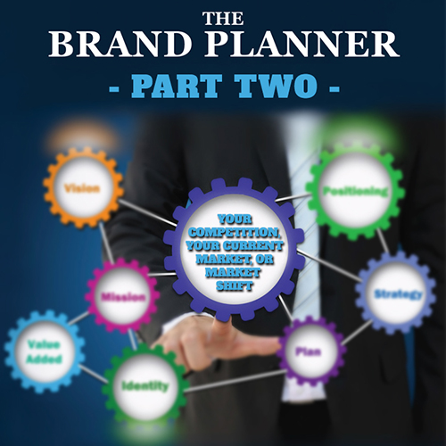 brand planner part two