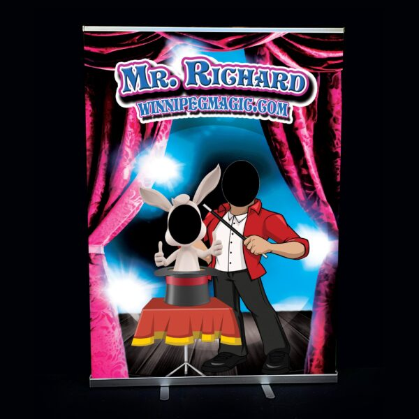 Mr Richard Magician Winnipeg Canada