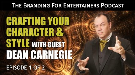 BFE EP10: Crafting Your Style with Dean Carnegie