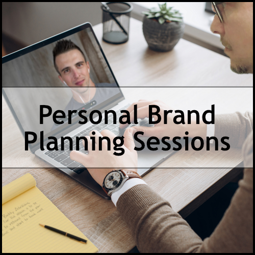 1-on-1 brand planning sessions for entertainers and performers