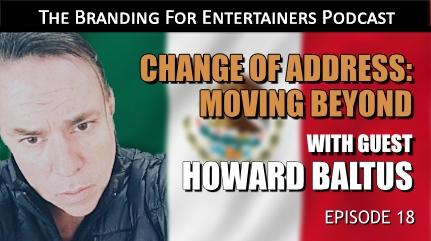 BFE EP18 - Howard Baltus