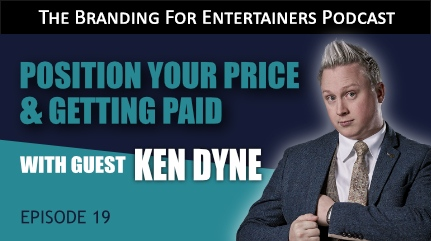 Podcast with Guest Ken Dyne