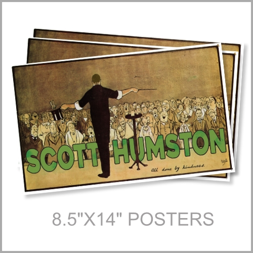 8.5x14 posters